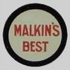 Old label of WH Malkin Co., Vancouver, Canada